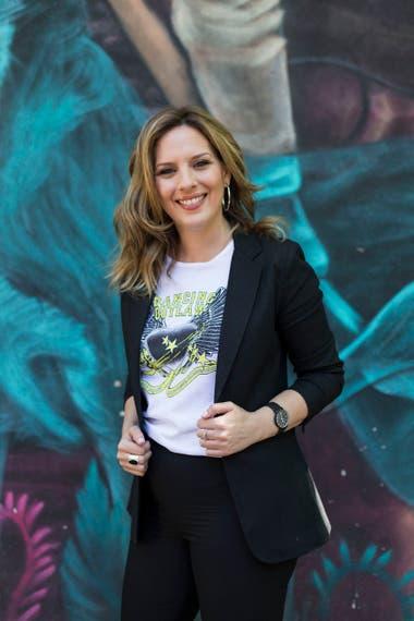 """Su admiración por Mónica Gutiérrez: """"Desde siempre fue mi referente periodístico y la vida me dio la oportunidad de ser su productora"""""""