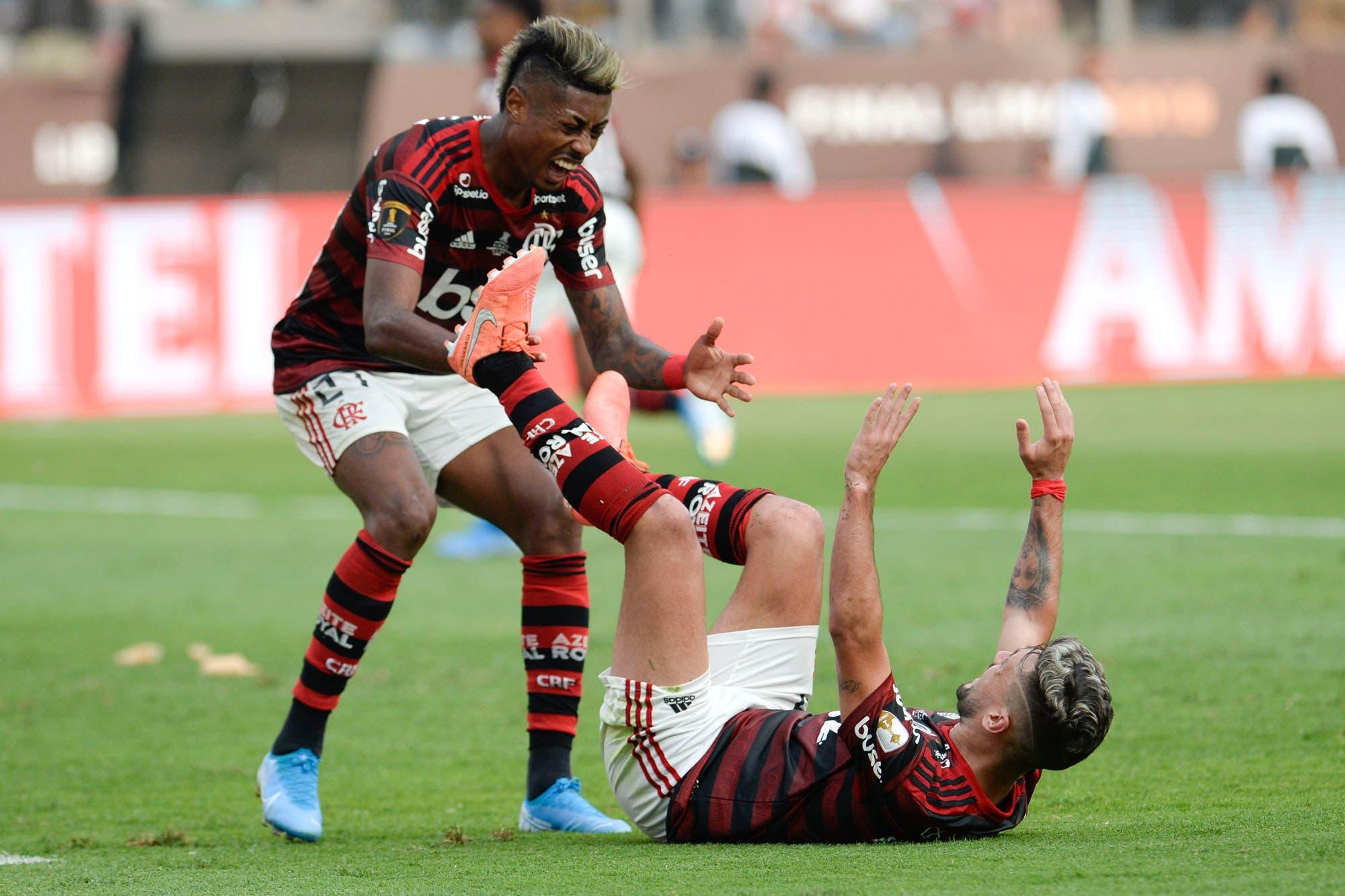 River-Flamengo: el gol de Borré y el doblete de Gabigol que le dio la Copa Libertadores a los brasileños