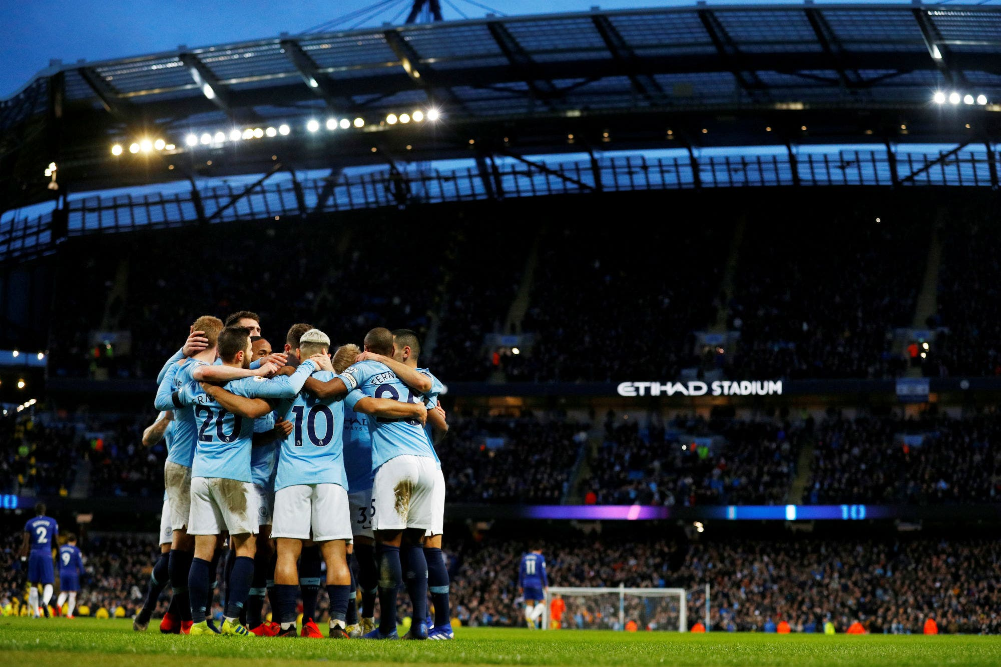 Qué dijo el Manchester City luego de la sanción que le impuso la UEFA