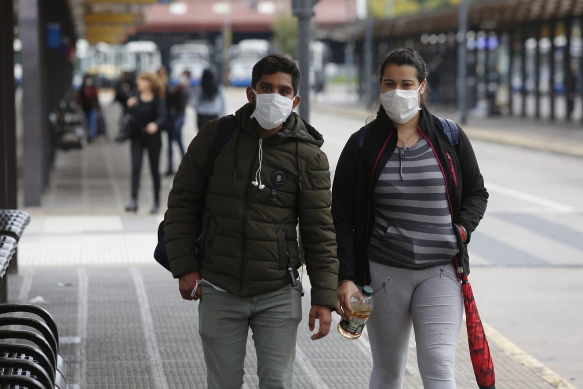 Coronavirus en la Argentina: reportaron 165 muertos y 6981 nuevos infectados