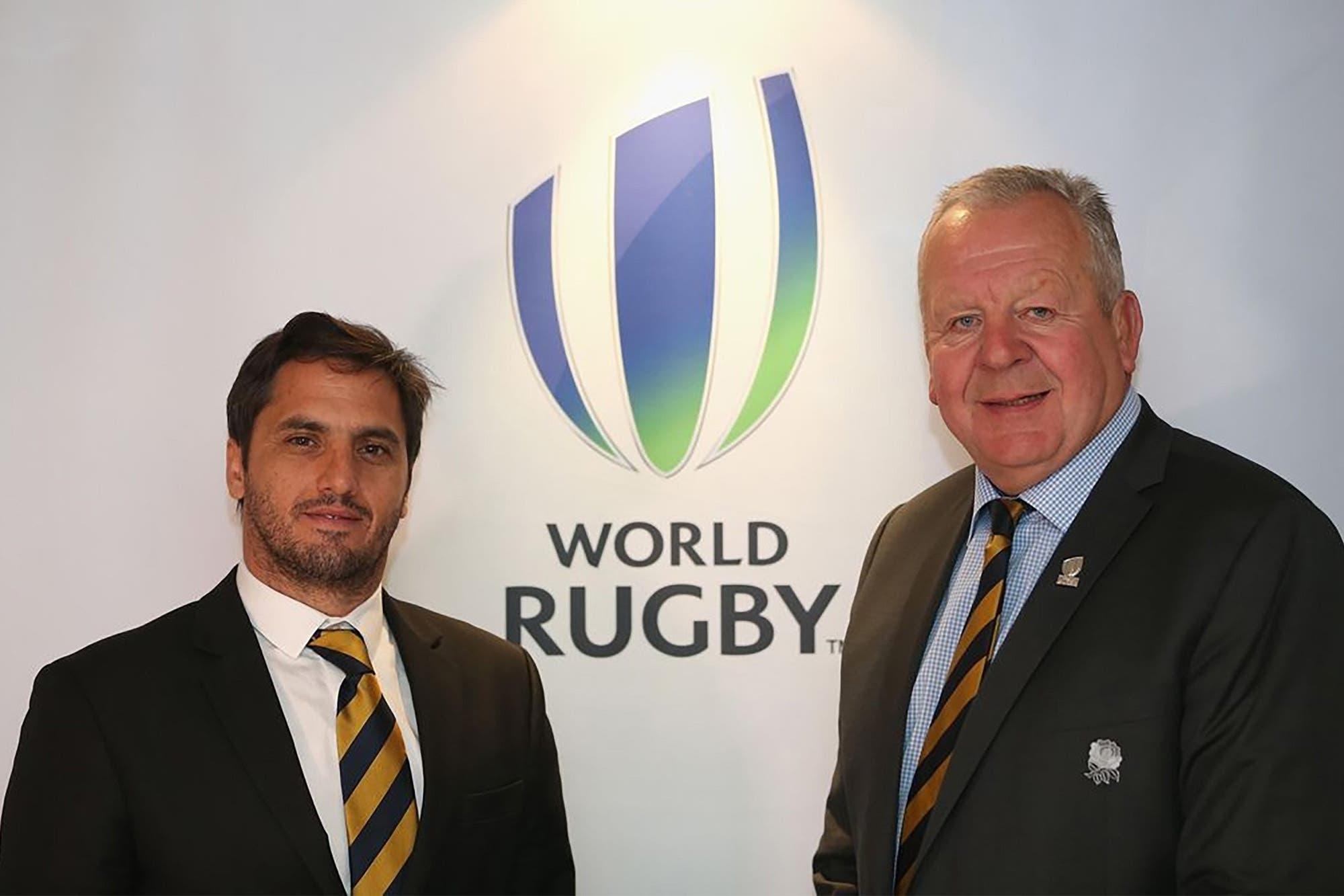 La elección en World Rugby: Agustín Pichot no será el presidente pero le deja presión al mandato de Bill Beaumont