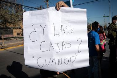 La gestión de la pandemia agravó los problemas del presidente Piñera