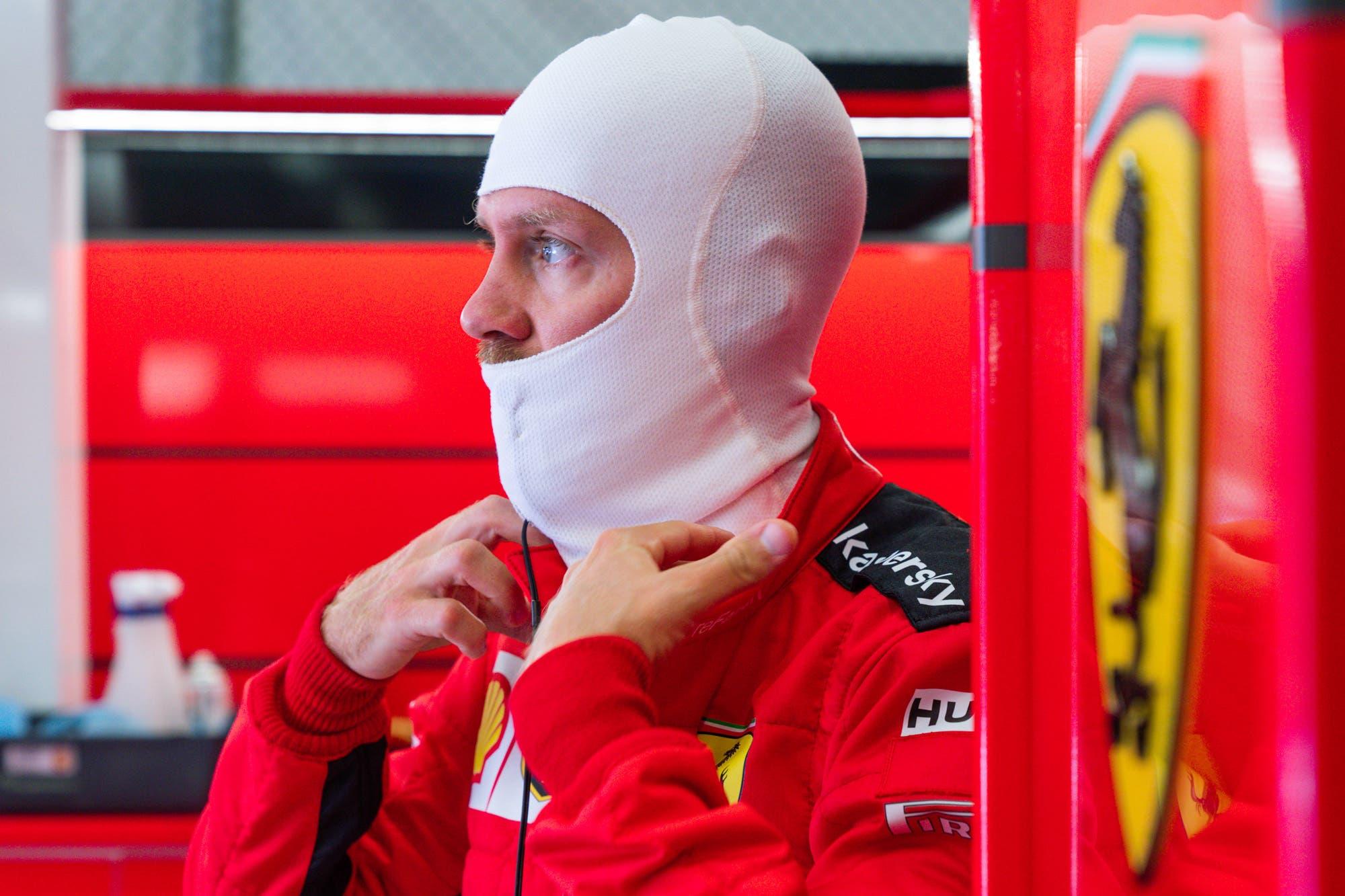 Fórmula 1. Ferrari sufre y Sebastian Vettel registra una de sus peores clasificaciones en el Gran Premio de Austria