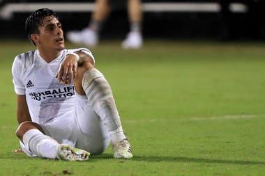 Los Angeles Galaxy quiere comprar a Cristian Pavón