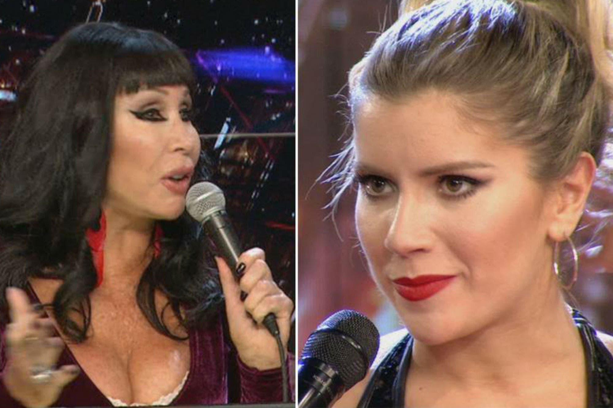 Moria Casán versus Laurita Fernández: todas las peleas entre la jurado y la conductora a lo largo de los años