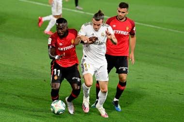 Bale había sido titular en el comienzo de la última temporada, pero luego perdió el lugar
