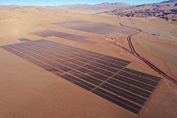 Jujuy. Cauchari: el parque solar más grande de América Latina comenzó a vender energía al país