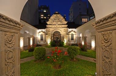 La casa museo Ricardo Rojas