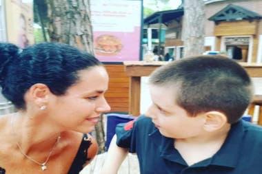Deborah Kahan reclama justicia por su hijo Rocco