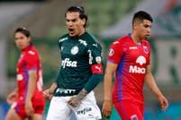 Palmeiras-Tigre: el Matador perdió 5-0 en su despedida de la Copa Libertadores