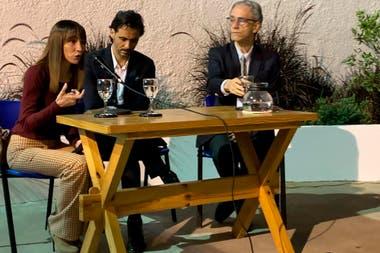Desde Montevideo, Marina Sánchez, Igor Yebra y José Miguel Onaindia contaron que La tregua vuelve en formatos libro, ballet y miniserie, luego de 60 años