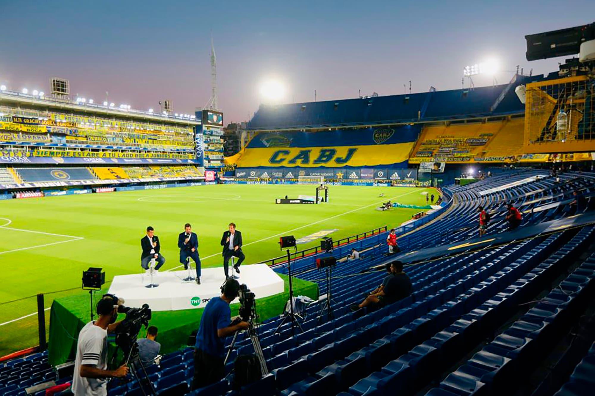 Boca - River, en vivo: así se viven las horas previas al superclásico en la Bombonera por la Copa Diego Maradona