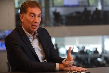 Diego Santilli pide que el Congreso debate la reforma del Código Procesal Penal