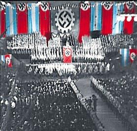 Un cuarto Reich en la Argentina? - LA NACION