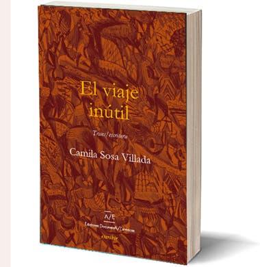 La portada del nuevo libro de Sosa Villada