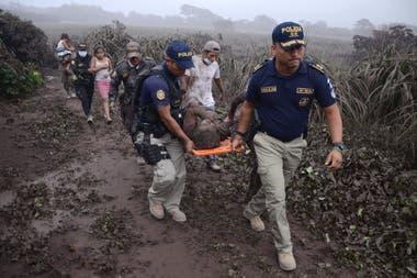 Se teme que el número de muertos , que ya son 25, aumente debido a la gran cantidad de desaparecidos
