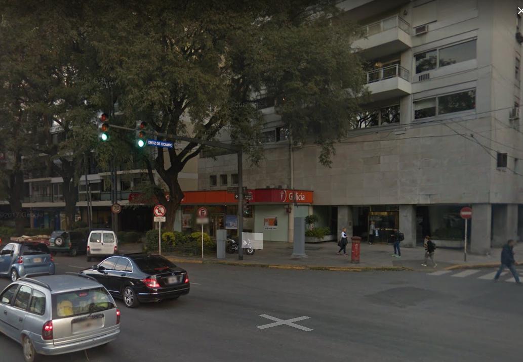 Un joven francés murió tras ser atropellado esta madrugada en Palermo
