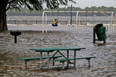 Carolina del Norte es una de las zonas más afectadas