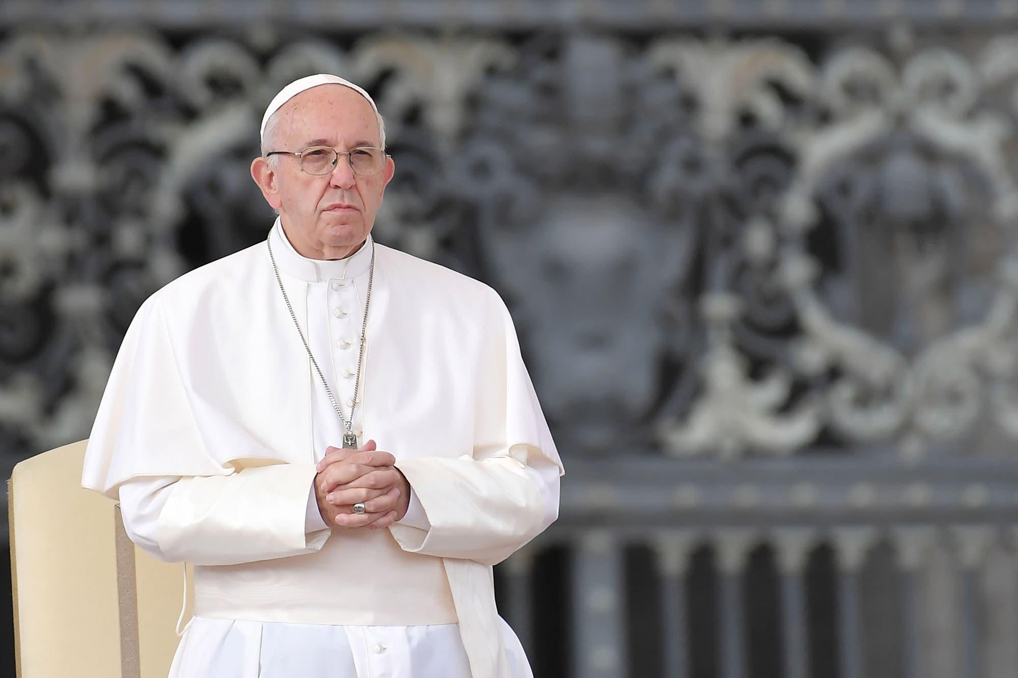 """La respuesta del Papa a la pregunta de cuándo viene a la Argentina: """"No sé"""""""