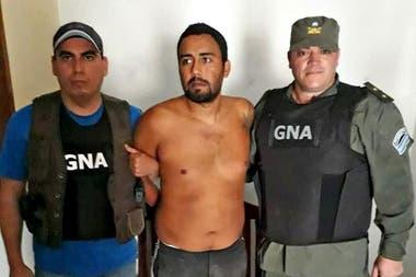 """Federico """"Morenita"""" Marín, uno de los sindicados capos narco"""