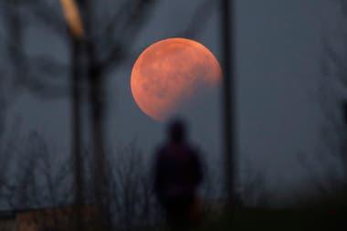 Todo lo que tens que saber para ver la Luna de Trueno el eclipse que podr apreciarse este fin de semana
