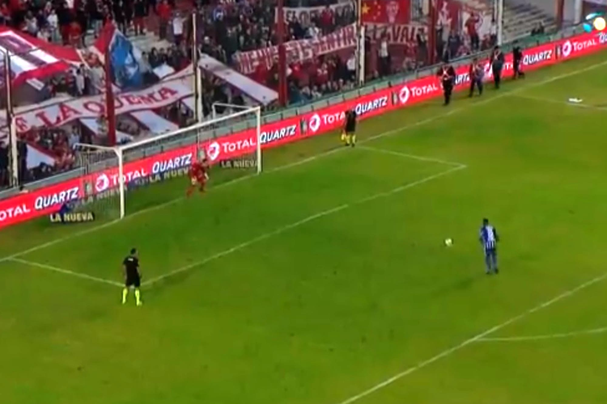 Copa Argentina: el curioso penal del Morro García en la victoria de Godoy Cruz, que podría jugar contra River