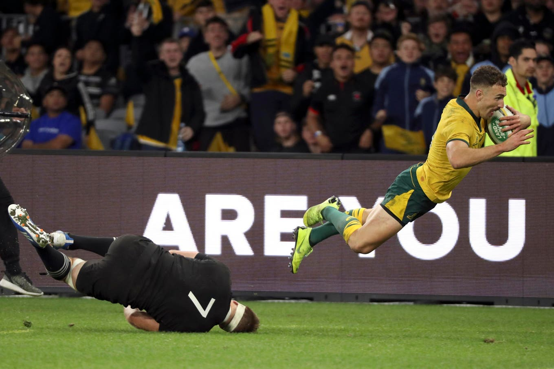 Rugby Championship: Australia le ganó a Nueva Zelanda pero no le alcanzó para ser campeón