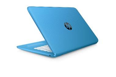 Para ocio y estudio. La HP Stream Laptop 14-ax032la cuenta con una potente antena wifi y 100 GB de espacio en la nube sin cargo por dos años, para que los usuarios puedan guardar fotos, videos, imágenes y archivos (desde $17.399).