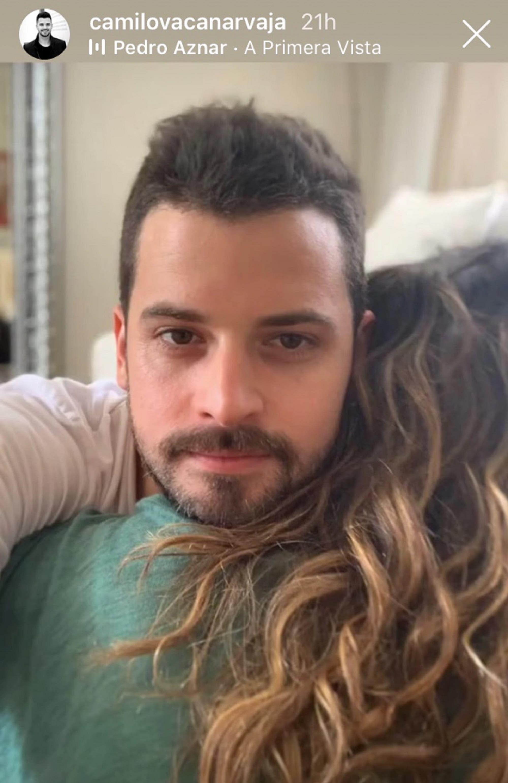 Julieta Ortega se mostró junto a Camilo Vaca Narvaja, el ex de Florencia Kirchner