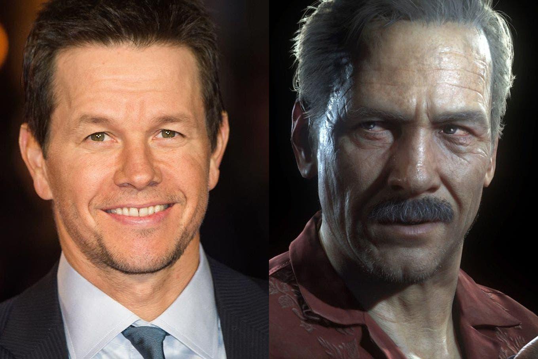 Uncharted: Mark Wahlberg será Sully Sullivan en la película del videojuego