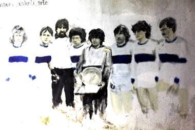 Maradona, histórico