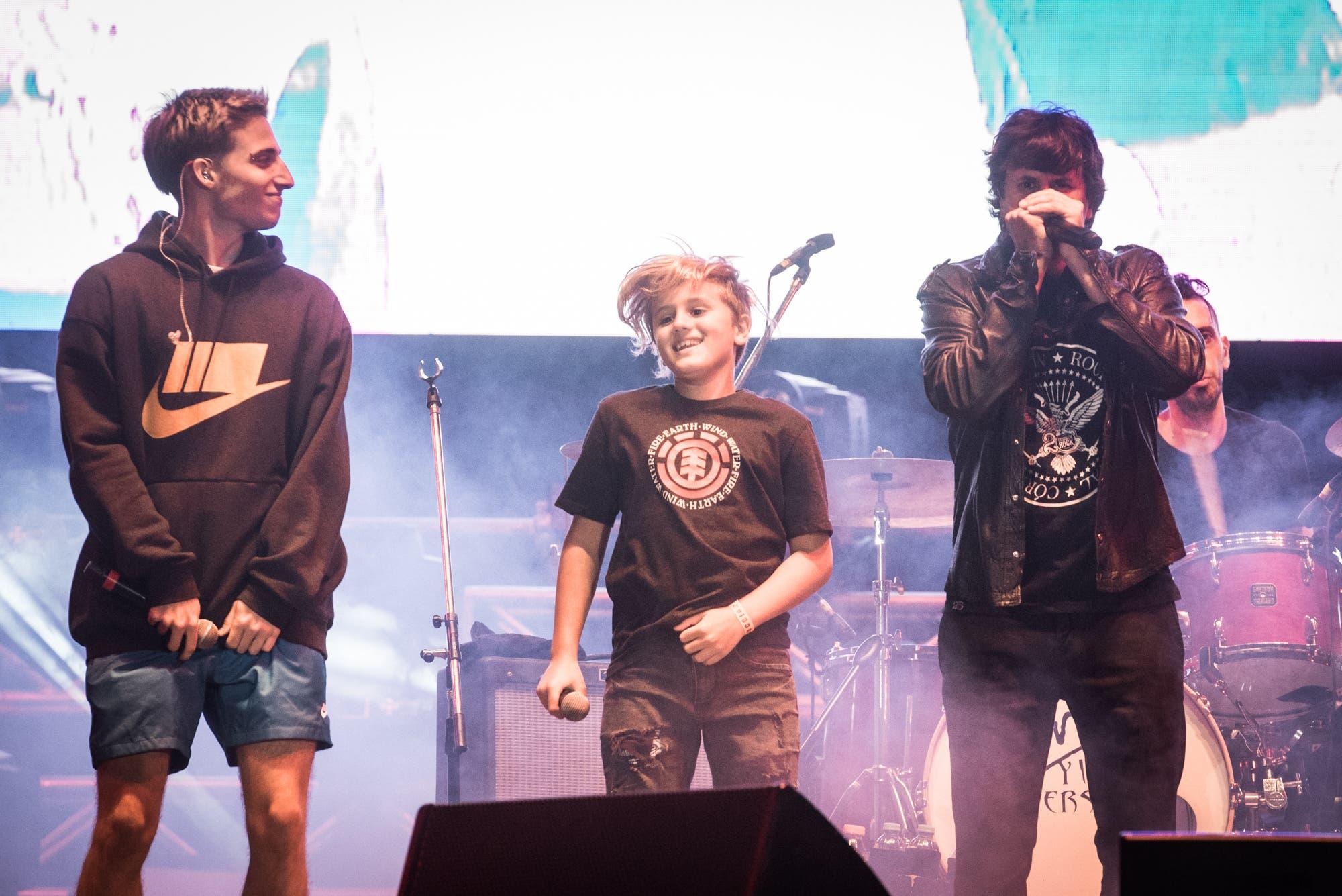 Las mejores fotos del Cosquín Rock 2020