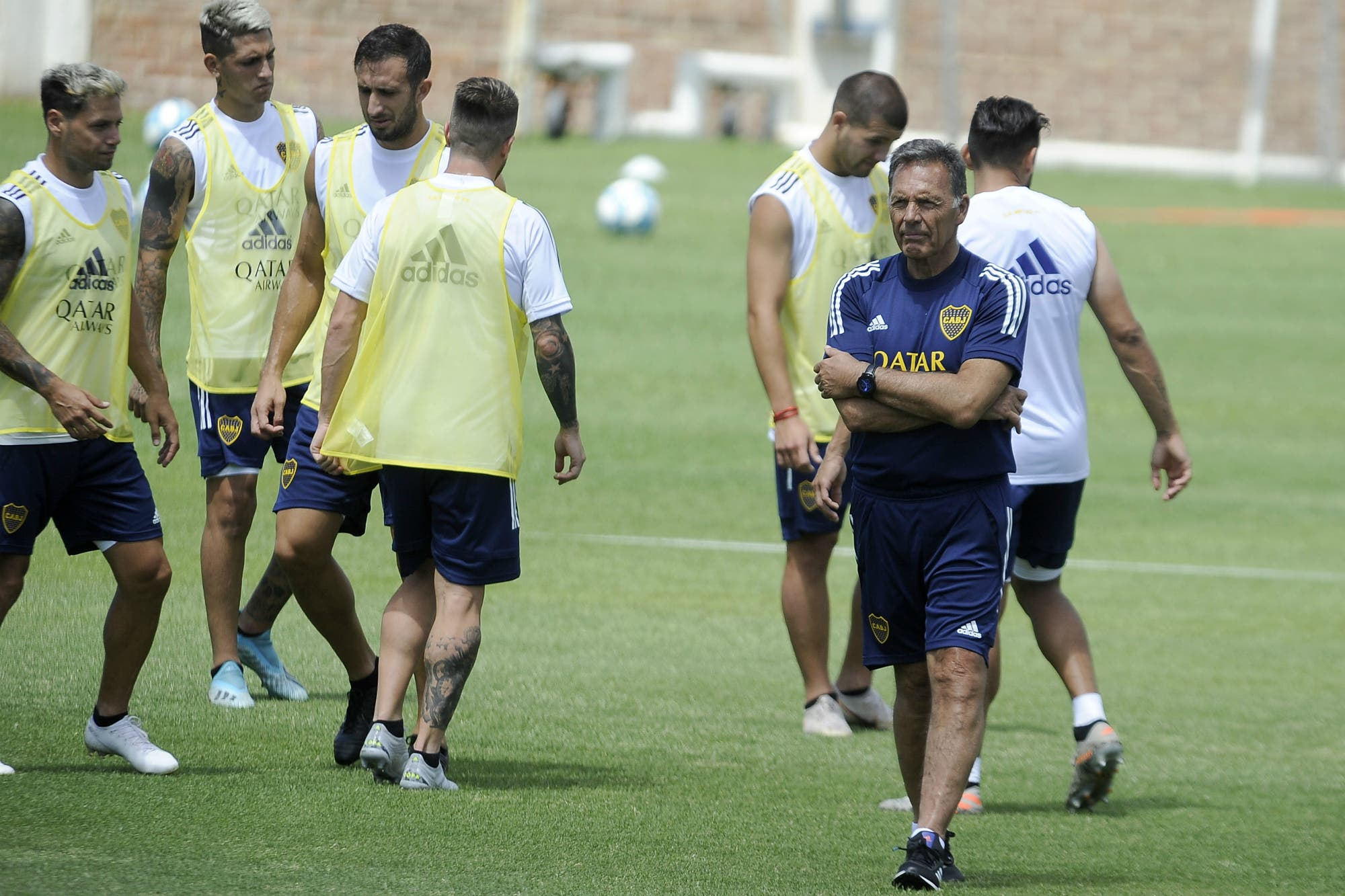 Superliga: la probable formación de Boca para ganarle al Gimnasia de Maradona