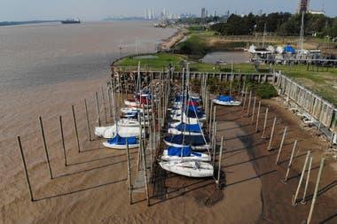 La histórica bajante del río Paraná ya causó pérdidas por US$ 244 millones