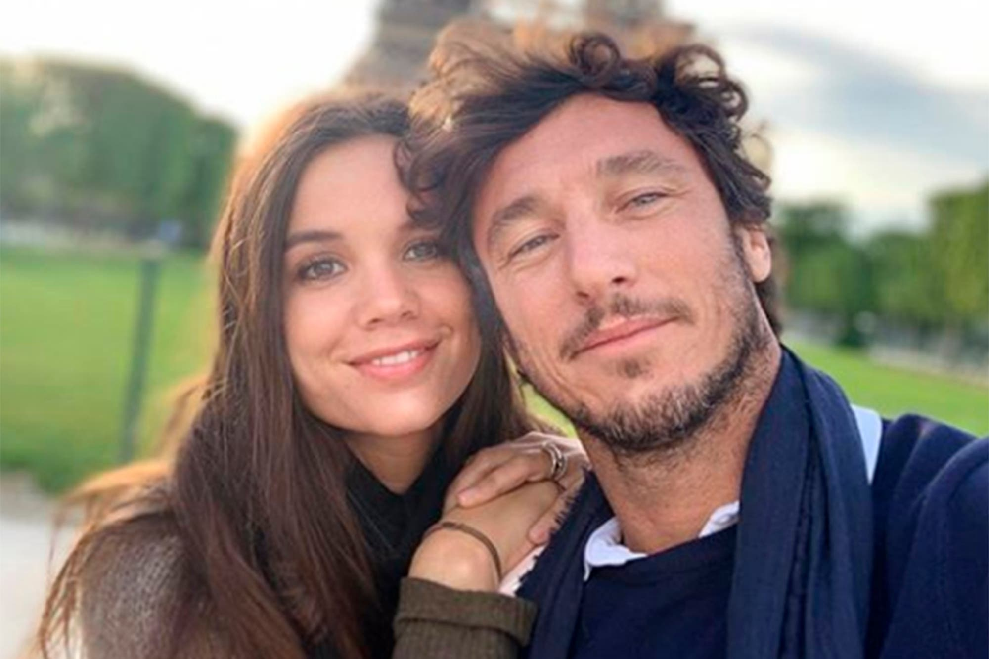 Pico Mónaco explicó por qué no invitó a sus familiares a su boda con la modelo Diana Arnopoulos