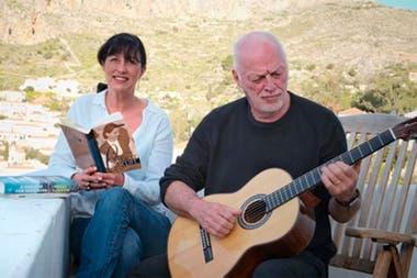 David Gilmour edita nueva canción este viernes, la primera en cinco años, con letra de su esposa Polly Samson y dedicada a Leonard Cohen