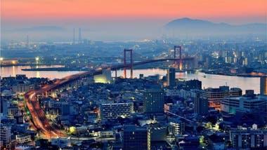 Kitakyushu se ha convertido en una de las ciudades más verdes de Asia