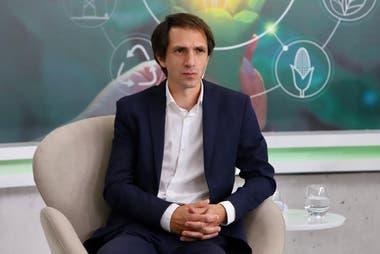 Gabriel Pérez, gerente de Desempeño Ambiental en Andreani Grupo Logístico