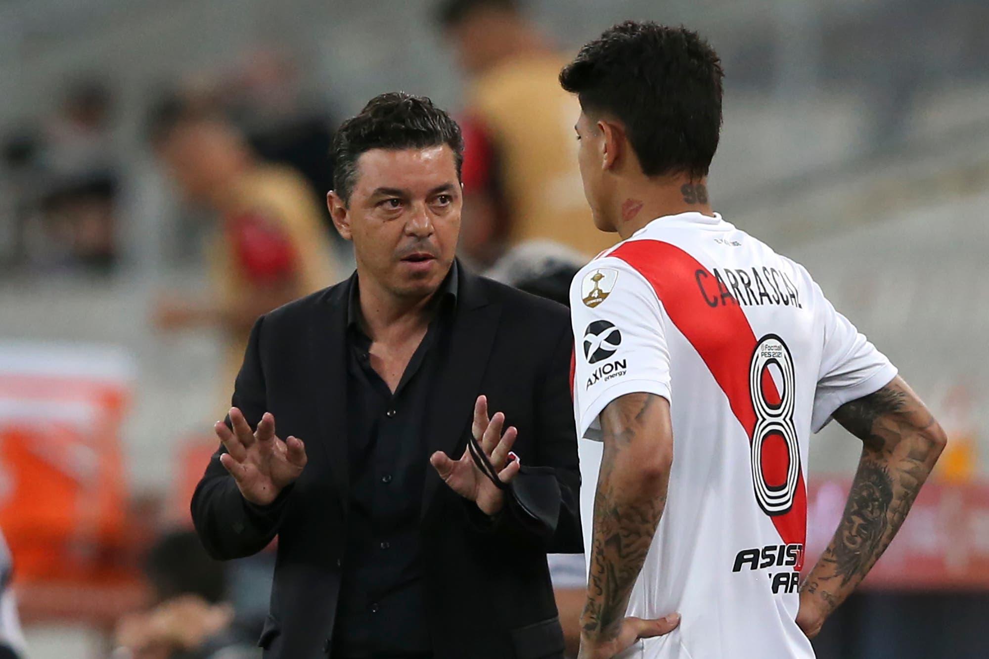 River-Godoy Cruz, por la Copa Diego Maradona: horario, TV y formaciones