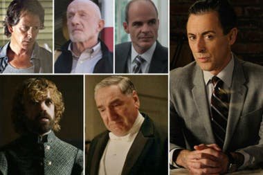 Ben Mendelsohn, Jonathan Banks, Michael Kelly, Peter Dinklage, Jim Carter y Alan Cumming