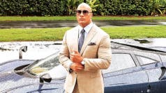 Dwayne Johnson, el actor mejor pago de Hollywood