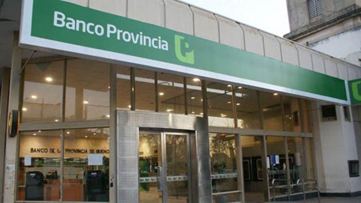 Resultado de imagen para banco provincia