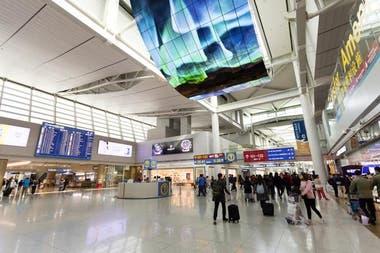 Aeropuerto Internacional de Incheon (Corea del Sur)
