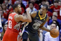 Se aproxima el desenlace más obvio y encantador de la NBA: Golden State Warriors-Houston Rockets