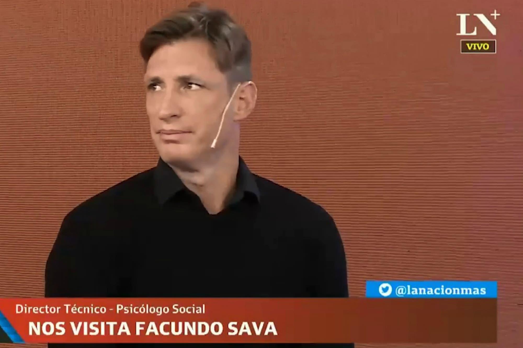 """Facundo Sava y la crisis de la selección argentina: """"Lo más fácil de todo es caerle a Sampaoli"""""""