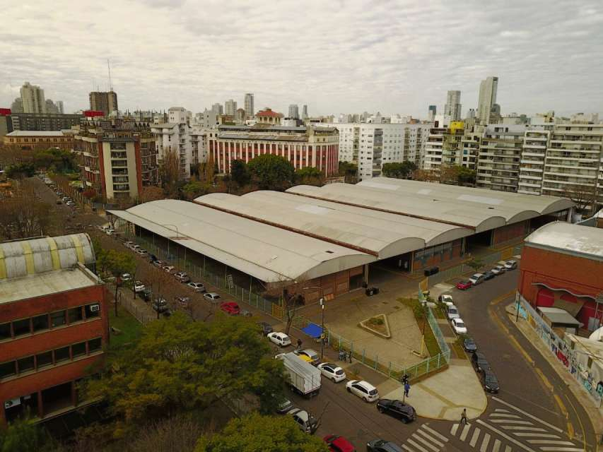 Espacio verde en lugar de shopping a cielo abierto: así será la nueva plaza Clemente de Colegiales