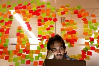 """Para Nicolás Pimentel, director de innovación de +Castro, hay que terminar con """"el show del post it"""""""