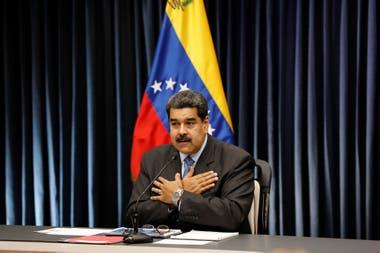 Hoy asume Maduro su segundo mandato