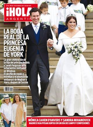 d2db0258e Las mejores fotos de la boda real de la princesa Eugenia de York - LA NACION