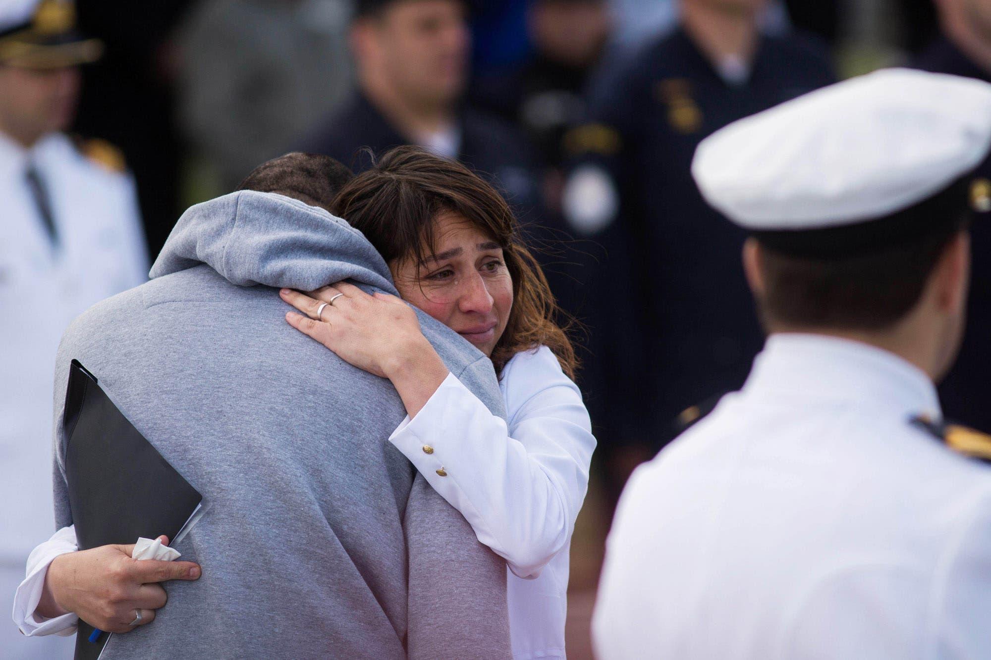 Familiares de los tripulantes del ARA San Juan criticaron el discurso de Macri